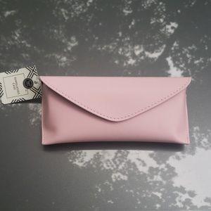 Bubble Gum Pink Magnetic Closure Sunglasses Case
